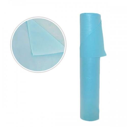 Сини непромокаеми чаршафи - 58 см - SB125