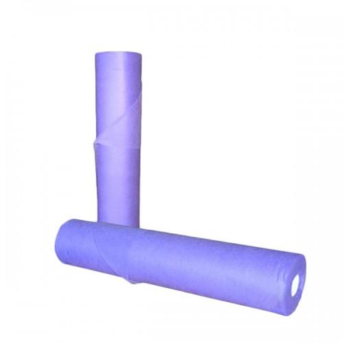 Чаршафи за еднократна употреба на ролка TNT – лилав 60 см или 70 см
