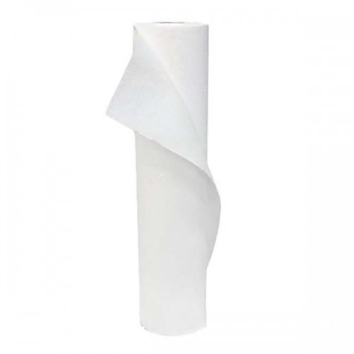 Двупластови бели хартиени чаршафи- 68 см - SA117