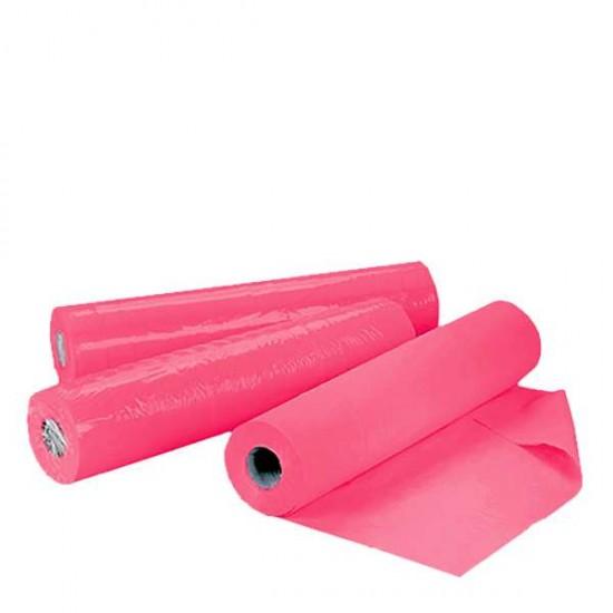 Еднократни чаршафи на ролка TNT – розов цвят