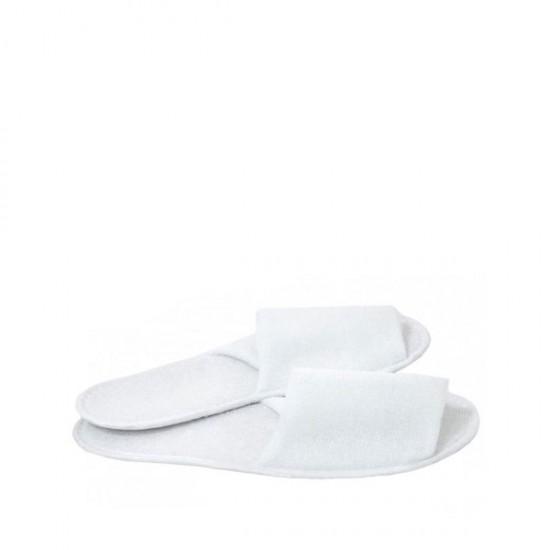 Отворени хавлиени чехли за еднократна употреба - 1 чифт