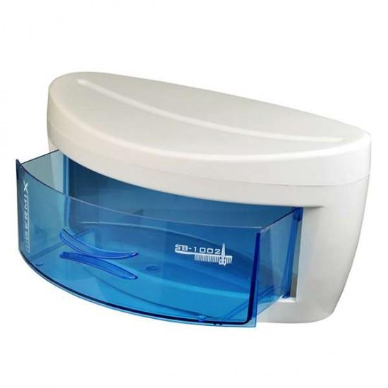 Качествен UV стерилизатор за козметични и фризьорски инструменти 1002А