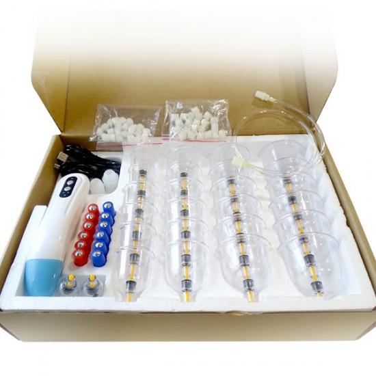 Портативен козметичен уред за Вендузотерапия – Модел 126D