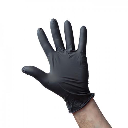 Ръкавици за еднократна употреба от нитрил, 100 броя