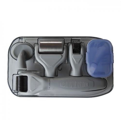 Механичен козметичен уред Дермаролер Система 6 в 1 Ice