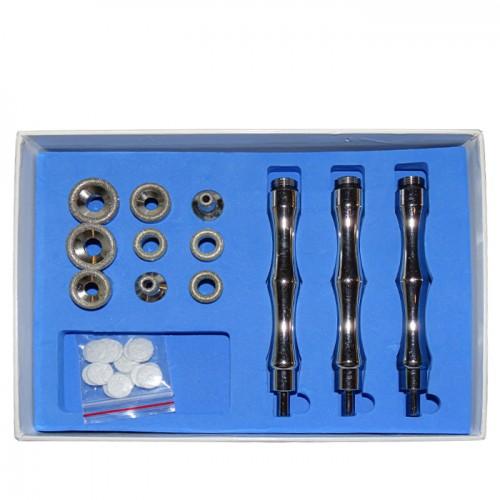 Козметичен уред 2 в 1 - Диамантено микродермабразио със спрей