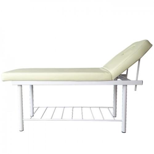 Козметично и масажно легло КL260, 60 см широчина - Бежово
