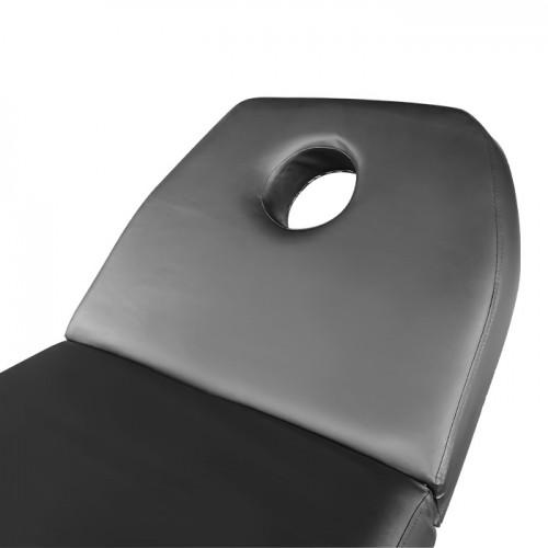 Козметично и масажно легло КL260, 60 см широчина - Черно