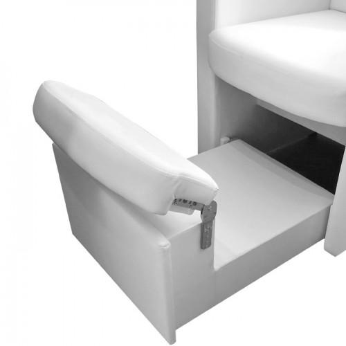 Практичен педикюрен стол В9090 с чекмедже за ваничка