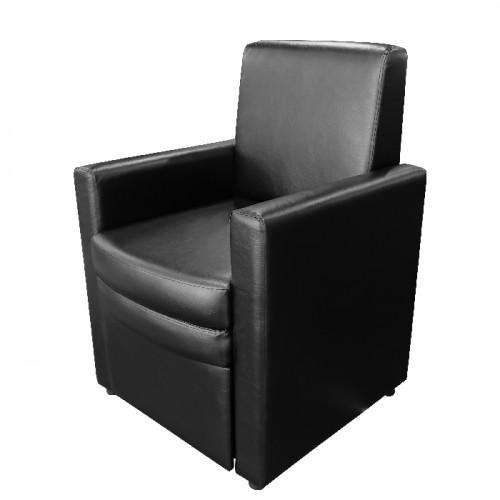 Професионален козметичен стол за педикюр модел В9091 в черен цвят