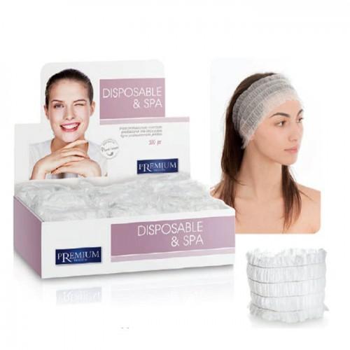 Еднократни ленти за коса Xanitalia Premium - 100 броя