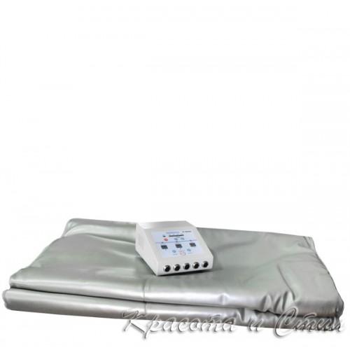 Инфрачервено термоодеяло и уред за топлинна терапия - 2 зони на нагряване 669B